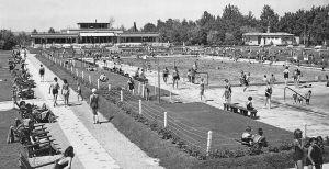 Székesfehérvári Városi Strandfürdő 1934