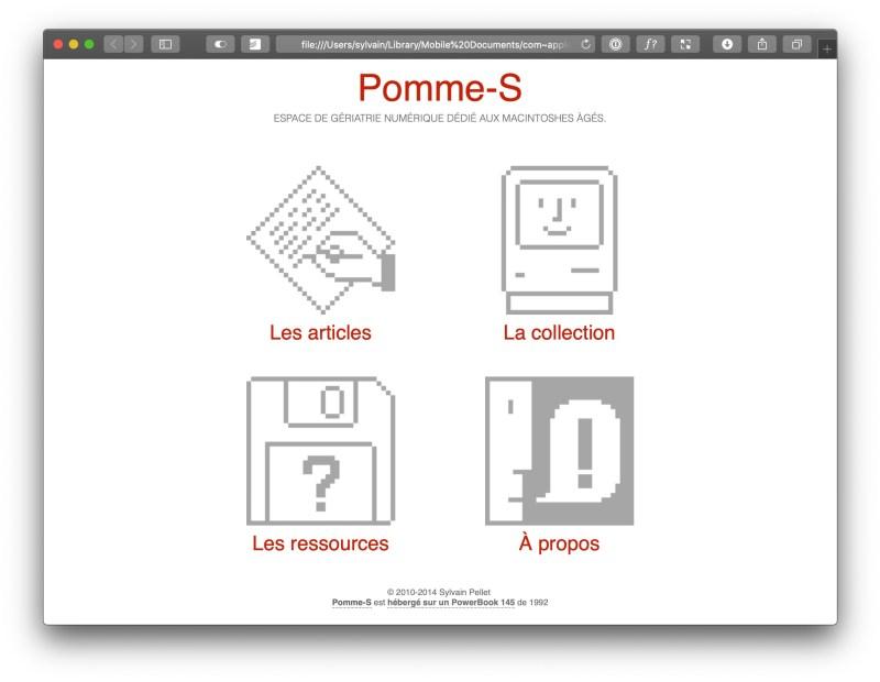 Pomme-S v3.0