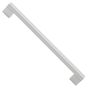 es tirador aluminio anodizado mate herrajes mueble cocina 298x10x36mm en handle mat anodised aluminum furniture cabinet door