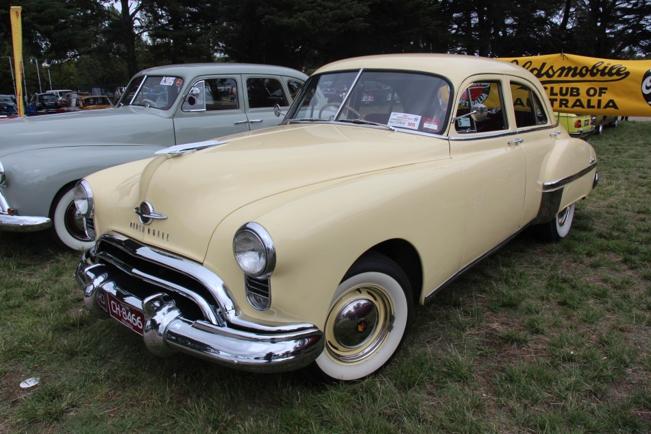 Was The 1949 Oldsmobile Rocket 88 America\'s First Muscle Car ...