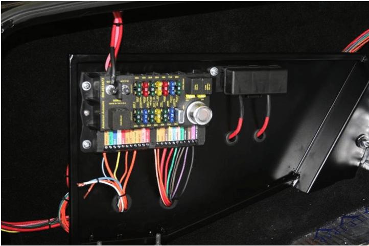 tech tips from capp s hot rods top 5 wiring tips pomona swap meet rh pomonaswapmeet com Universal Street Rod Wiring Harness Painless Wiring