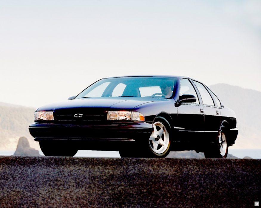 1996 Chevrolet Impala SS (photo courtesy of GM Media)