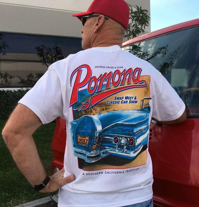 Win This Shirt Pomona Swap Meet - Car show t shirts