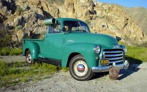 GMC 100 1/2 Ton Pickup Truck