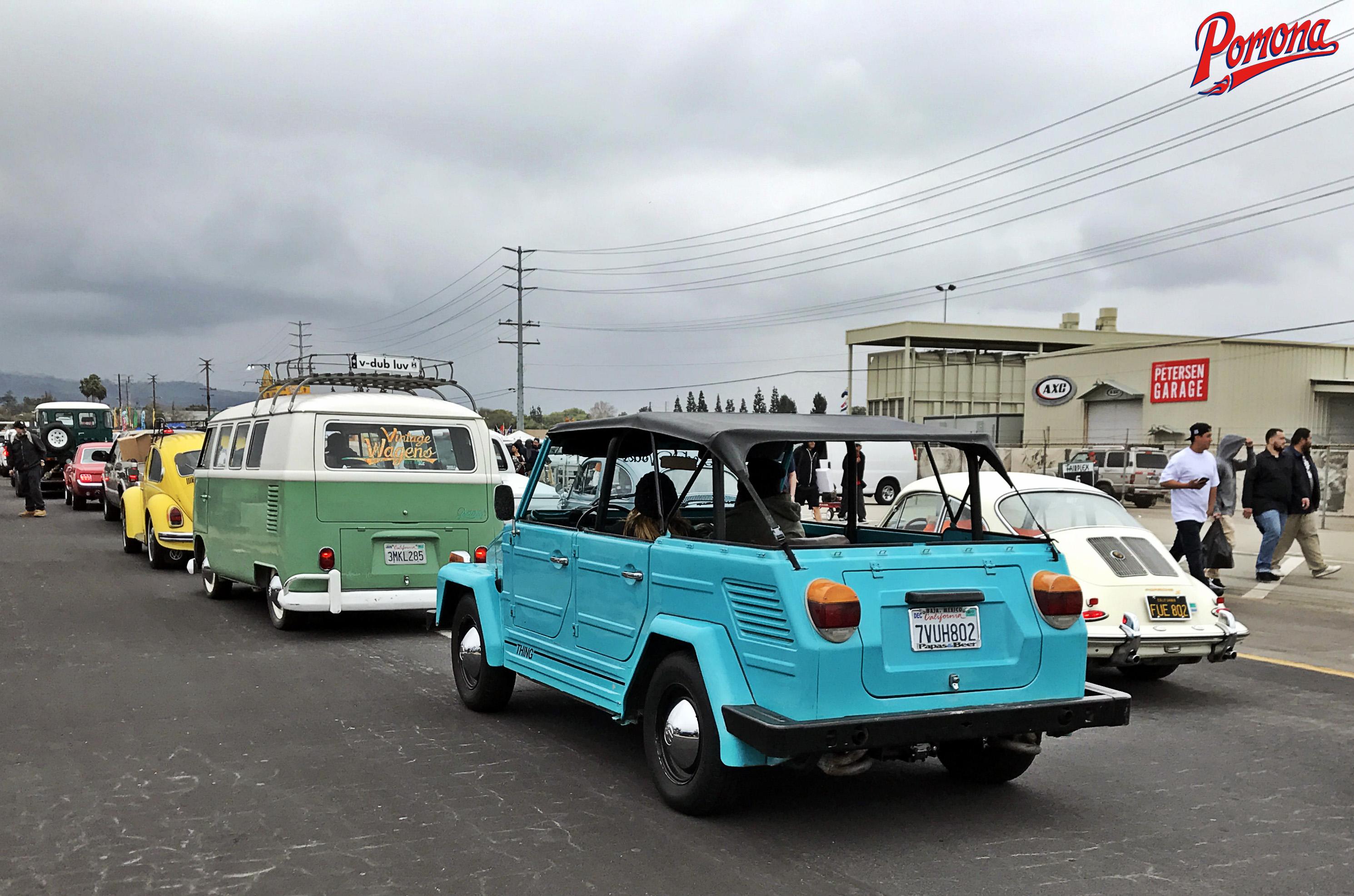 VW Thing from LadyVolks Car Club
