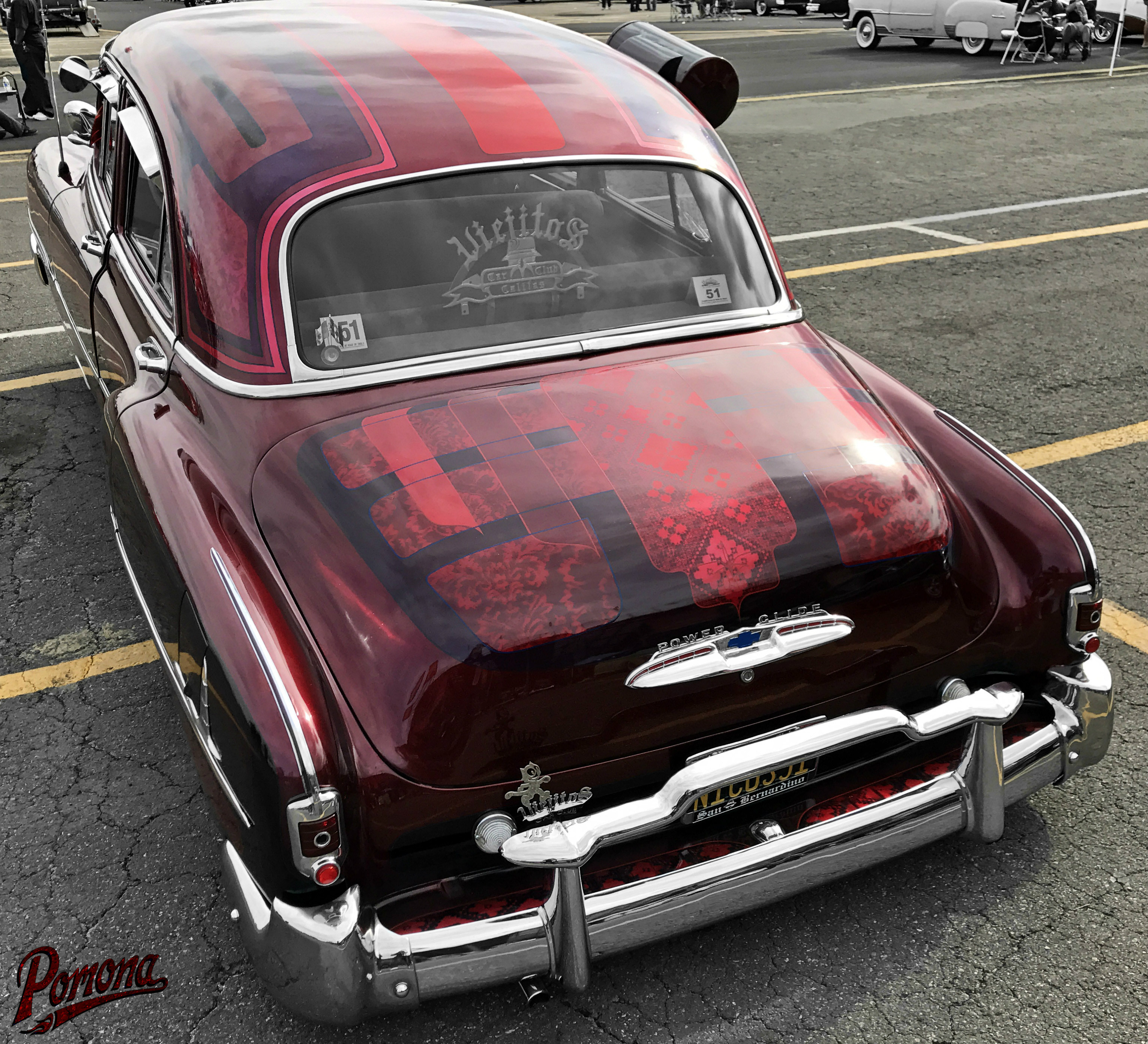 1951 Chevy from the Viejitos Car Club