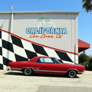 California Car Cover Office