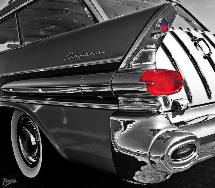 Pontiac Star Chief Safari Taillights