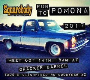 Squarebody Syndicate: Run to Pomona