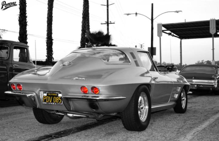 Corvette Color Splash
