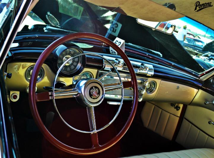1952 Buick Dashboard
