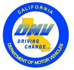 CA DMV Logo