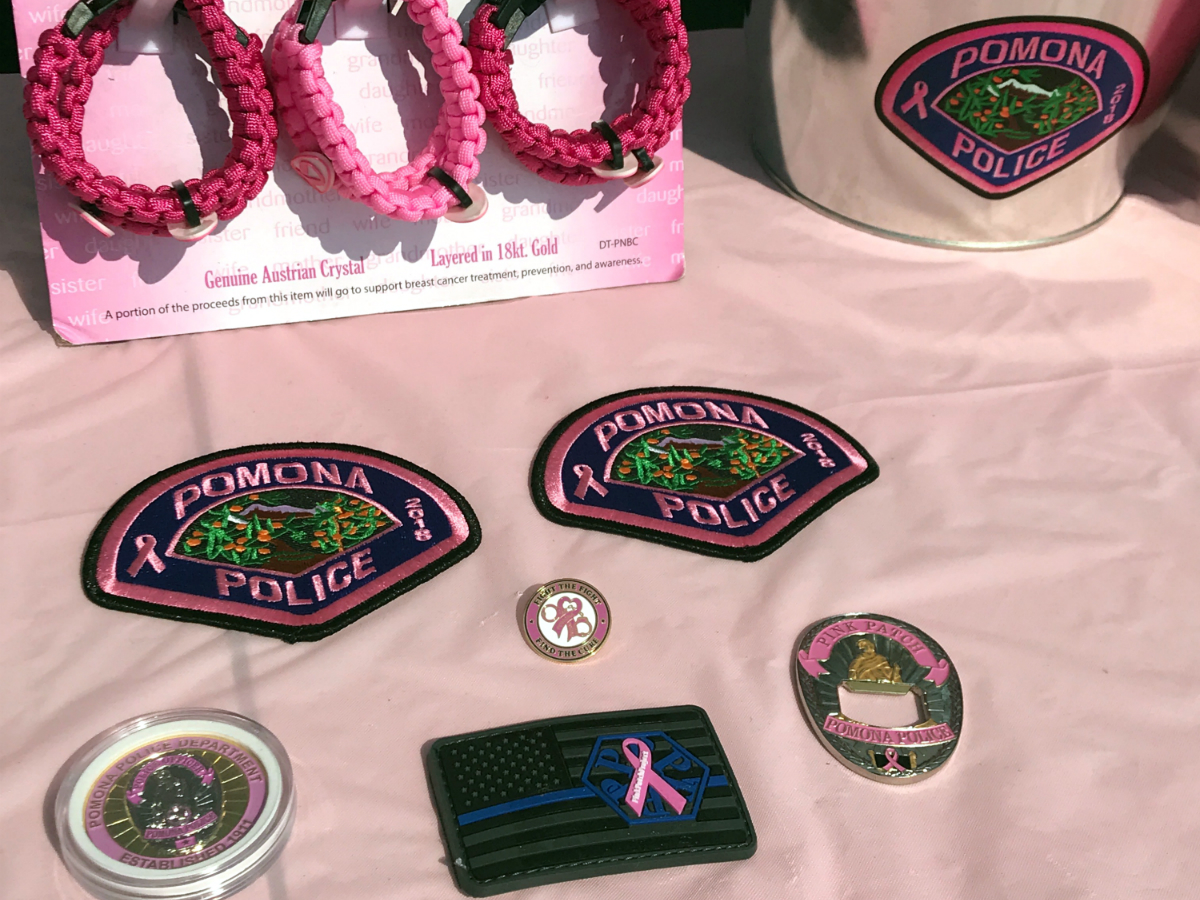 Pomona is Going Pink for Breast Cancer Awareness Month!