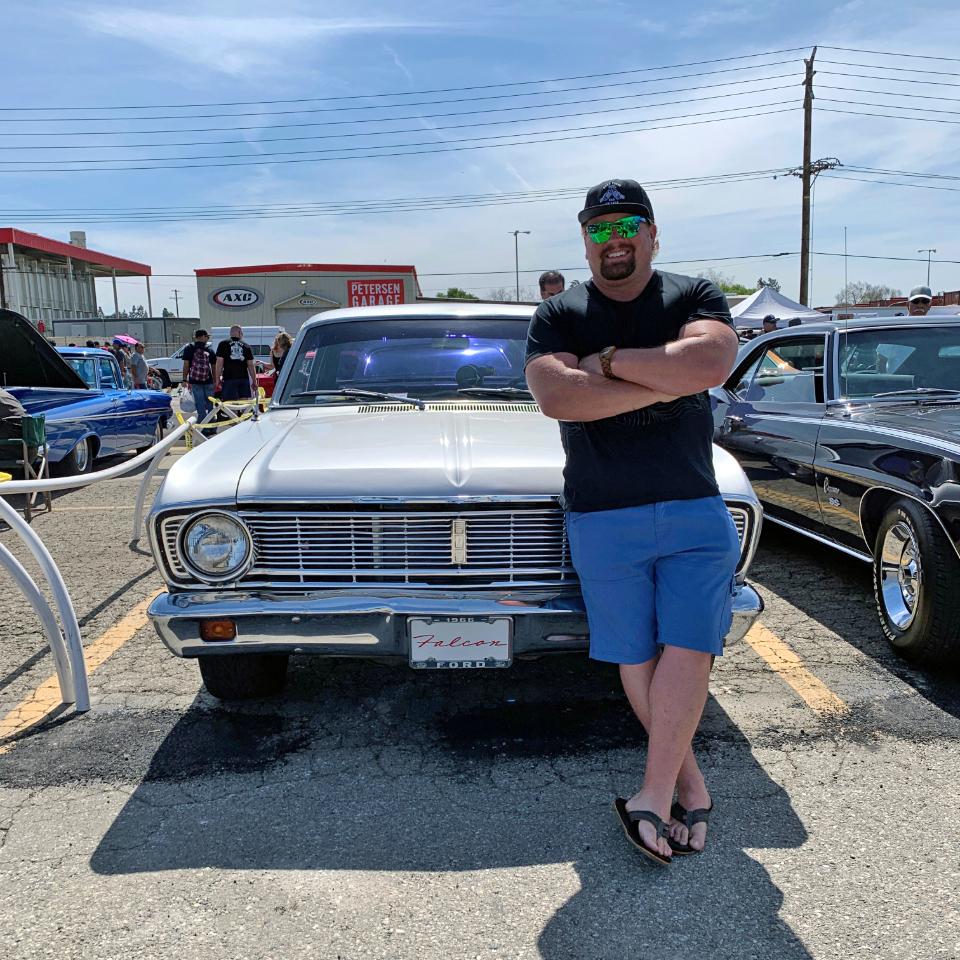 1966 Ford Falcon - Seth Thomas (1)