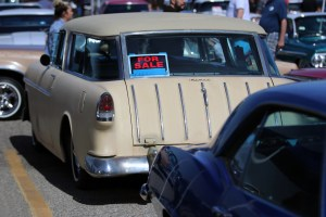 Chevy Nomad Wagon For Sale