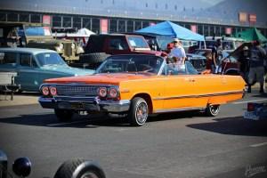 Lowrider Impala from Self Made Car Club