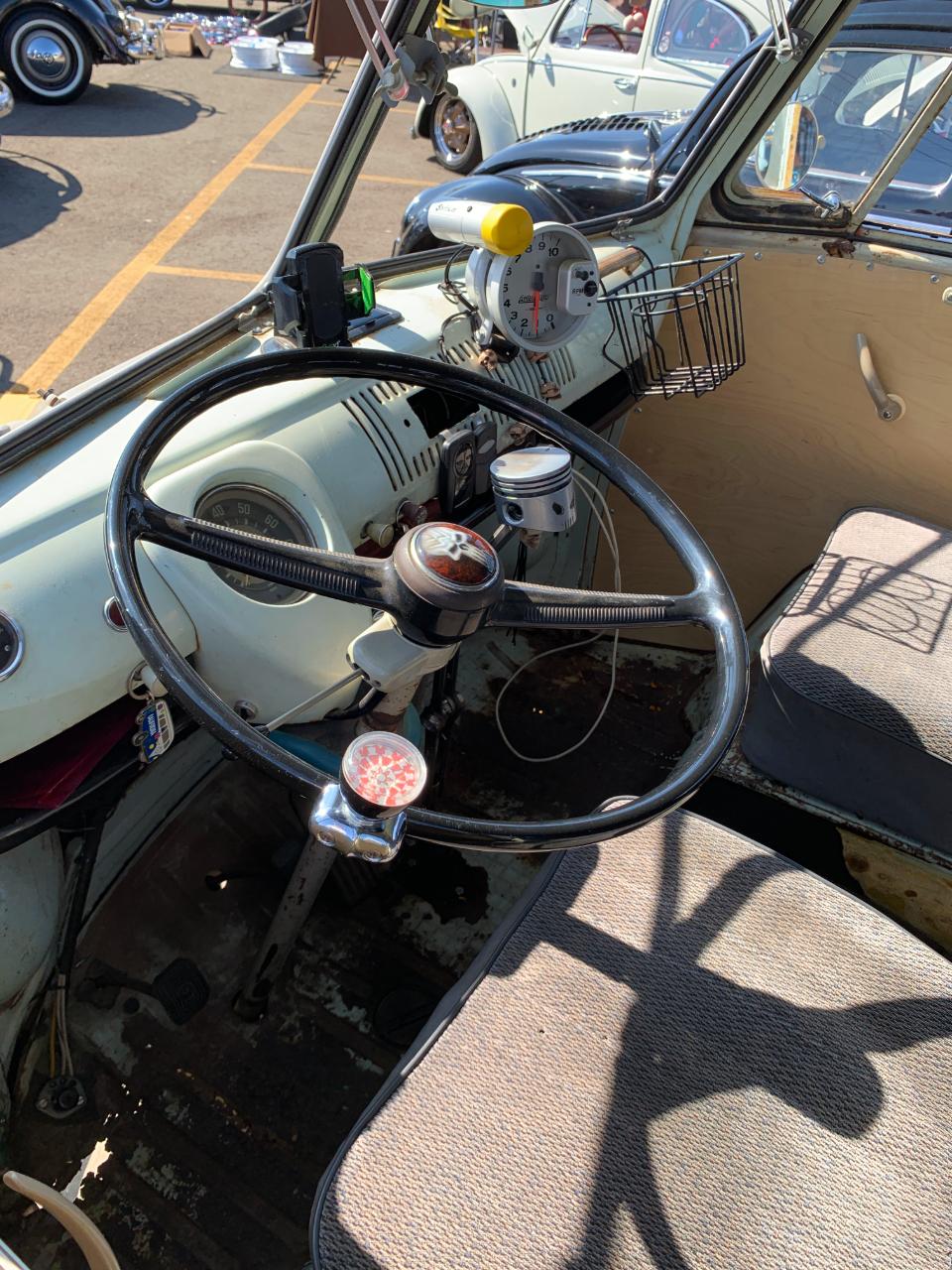 1965 VW Bus Steering Wheel