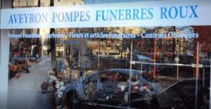 pompe funèbre Rodez