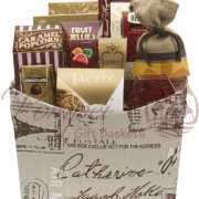 The Explorer's Gourmet Gift Basket