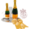 The Perfect Match Champagne Gift Basket