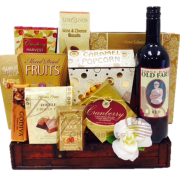Family Pairings Wine Gift Basket