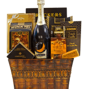 Rustic Sunset Prosecco Gift Basket
