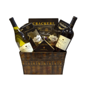 The Rutherford Wine Gift Basket