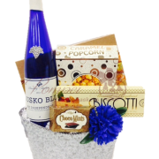 Be Independent Wine Gift Basket