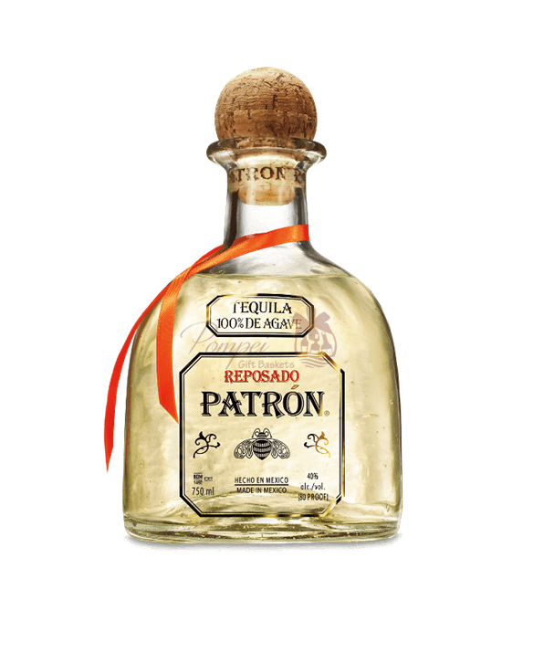 Patron Reposado Tequila from Pompei Baskets