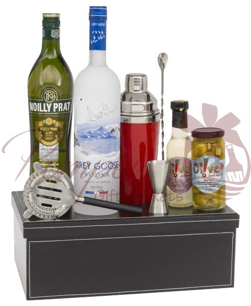 Morris County Vodka Gift Baskets