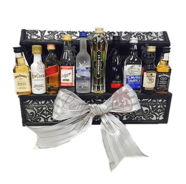 liquor gift baskets las vegas las vegas liquor gift baskets