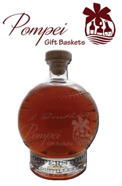 Abner Doubledays Double Play Bourbon, Abner Doubleday's Double Play Bourbon, Baseball Bourbon, Cooperstown Distillery Bourbon, Abner Doubleplays Bourbon,