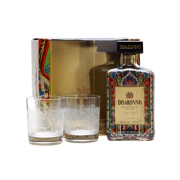 Disaronno wears Etro 2016 Holiday Gift Set
