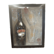 Baileys Irish Cream, Baileys Irish Cream Liqueur Gift Set, Baileys Gift Set, Baileys Holiday Gift 2016, Baileys with mugs, Baileys Gifts