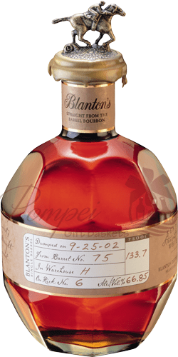 Blanton's Bourbon Delivered