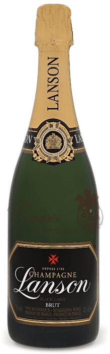 Lanson Champagne Gift Basket