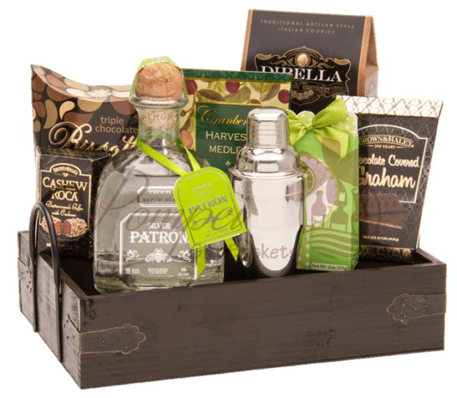 Patron Liquor Gifts NJ
