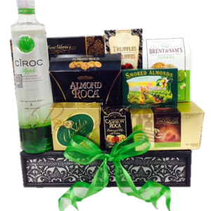 Alcohol Gift Baskets For Easter