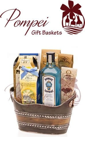 Order Gin Gift Baskets Online