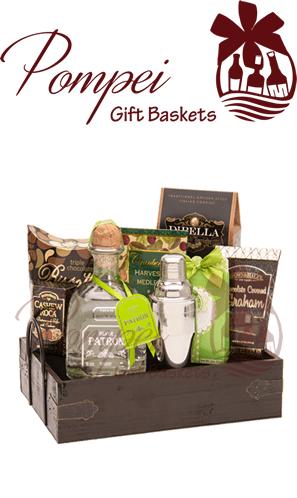 liquor gift baskets las vegas nv from pompei baskets