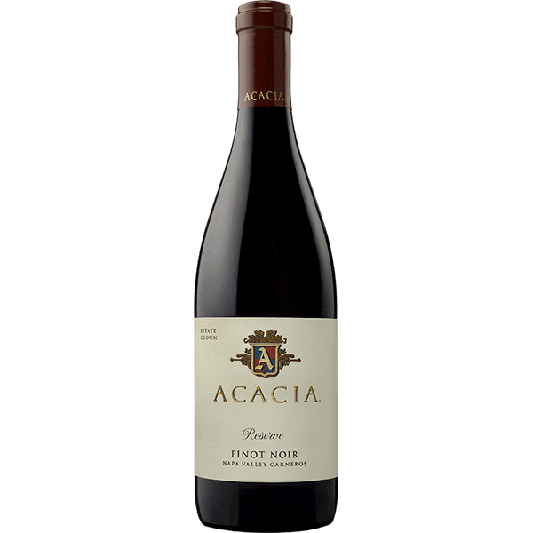 Acacia Carneros Pinot Noir From Pompei Baskets ENGRAVE ME