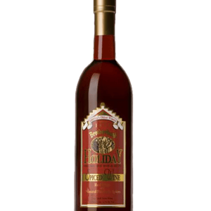 Brotherhood Holiday Spiced Wine, Holiday Wine, Christmas Wine, Spiced Wine, Engraved Holiday Wine