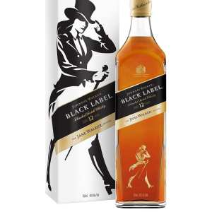 Johnnie Walker Black Label Limited Jane Walker Edition, Johnnie Walker Jane, Jane Walker Whiskey, Limited Edition Johnnie Walker, Female Johnnie Walker,