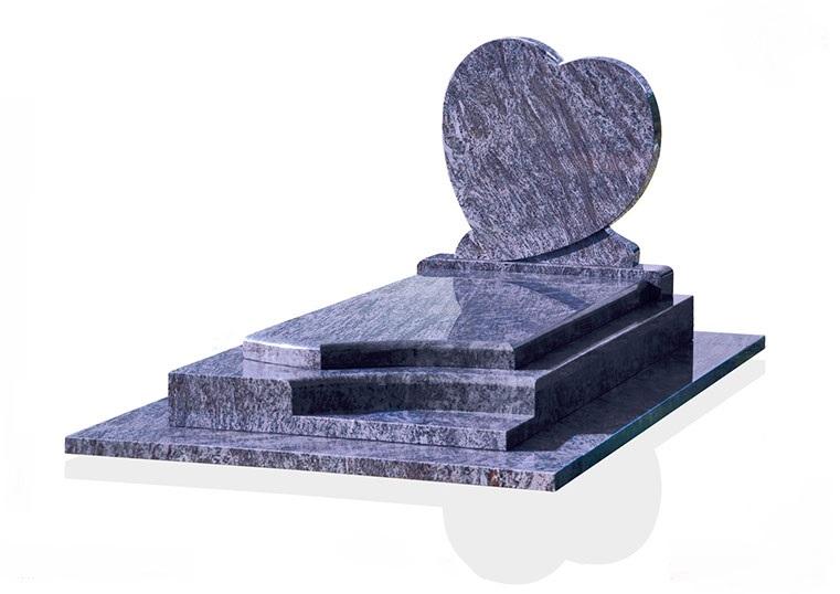 Tombe en granit