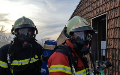 Exercice d'interventions avril 2016