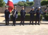 Garde au drapeau