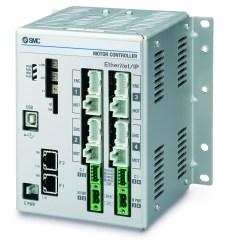 Elektrische actuatoren van SMC bieden optimale vrijheid en controle