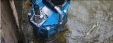 Dompelpompen snel in te zetten bij wateroverlast