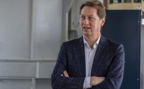 Rogier van der Sande treedt begin 2019 aan als voorzitter unie van waterschappen