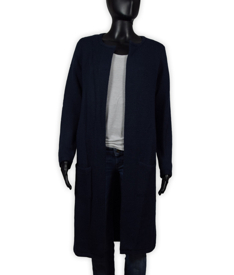 Mantel CHUKI azul